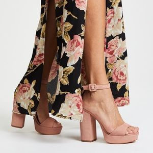 Mikella  block heel sandals